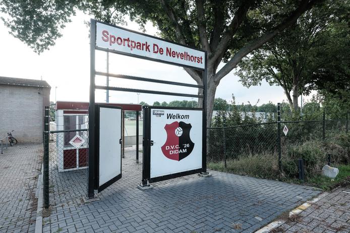 Bas Strijbosch stopt maandag als voorzitter van het Didamse DVC'26.