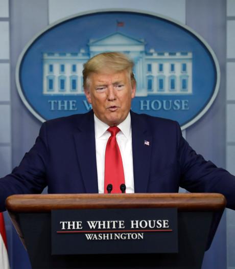 Trump ontslaat 'aanstichter' impeachmentprocedure