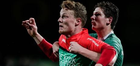 NEC heeft tegen Sparta spitsenprobleem door interlands