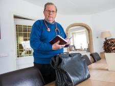 Terugtredende huisarts in De Lier - Jaap Blom is terug bij af