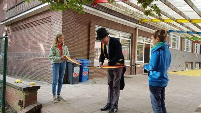 Leerlingen Sint-Jozefcollege hebben na 50 jaar een nieuwe speelplaats gekregen