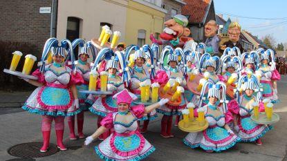 Spaghetti, croques en Aalsterse prinsenkiezing live op groot scherm tijdens eetfestijn carnavalsvereniging D'Engelen