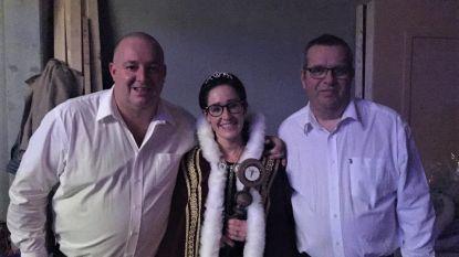Eindelijk: na 47 jaar heeft Assenede opnieuw een Prinses Carnaval