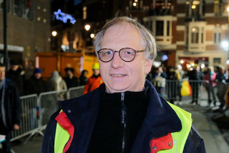 Pieter De Sutter, voorzitter van Motum vzw.
