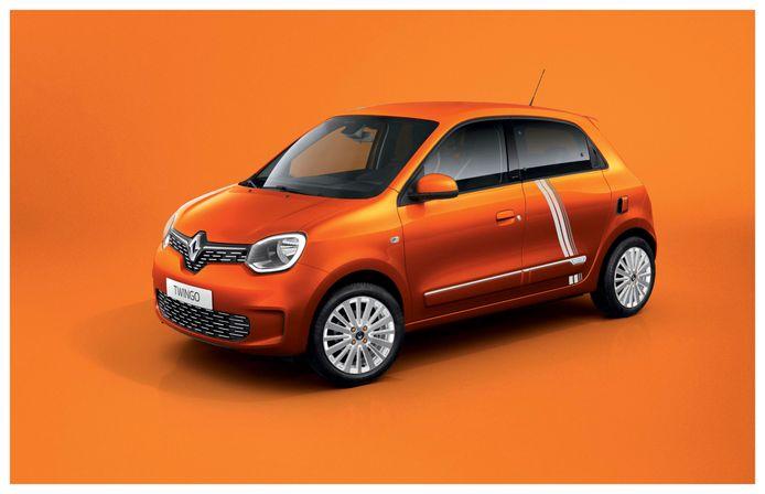 De nieuwe Renault Twingo Electric