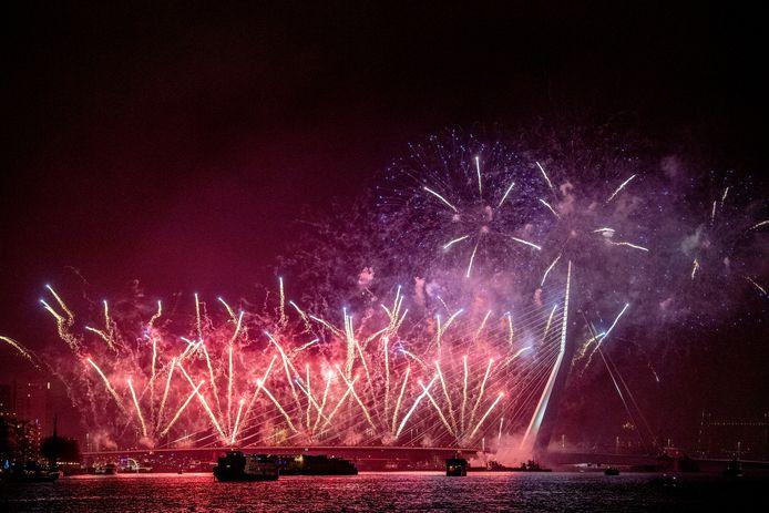 Krijgt ook Bergen op Zoom een vuurwerkverbod en professionele vuurwerkshows zoals in Rotterdam?