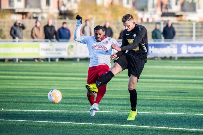 voetbal Arnhem MASV - VDZ
