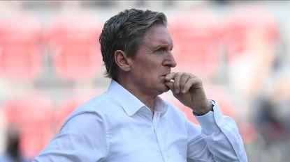 """Dury na de 0-6: """"Als de directie niet meer gelooft in mij, dan moeten we aan tafel zitten"""""""
