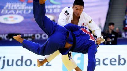 Matthias Casse grijpt naast gevecht om brons, ook Sami Chouchi moet inpakken op WK judo