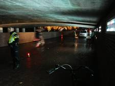 Lampencontrole in tunnel bij Eemplein
