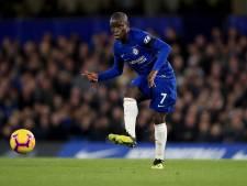 Kanté langer bij Chelsea