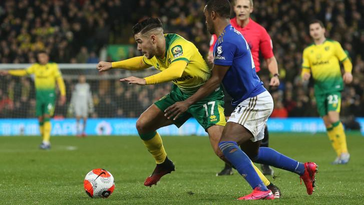 Norwich van Tim Krul pakt broodnodige zege op hoogvlieger Leicester