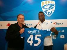 Brescia-preses shockt met dubbelzinnige uitspraak over 'zwarte' Balotelli