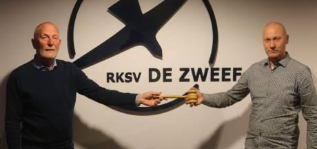 Bestuur Nijverdalse voetbalclub De Zweef 'vernieuwd': Richard Benneker benoemd tot nieuwe voorzitter