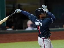 Jansen gepasseerd bij Dodgers: Albies en de Braves slaan toe tegen favoriet