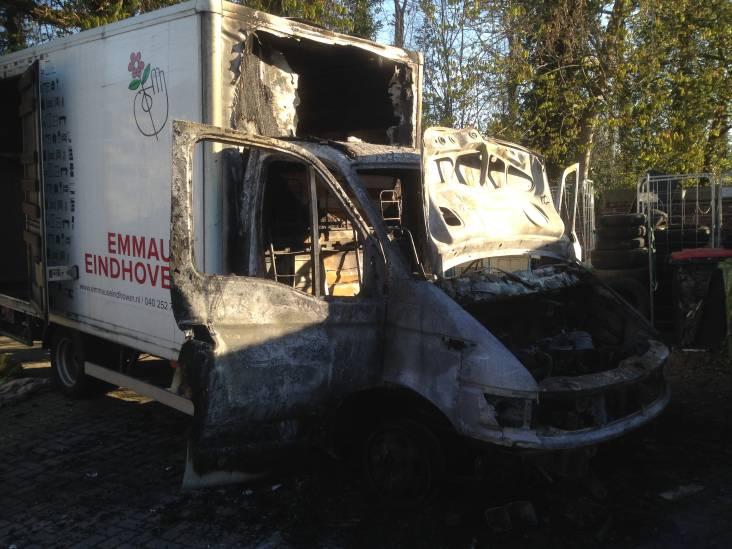 Opnieuw brand bij kringloopwinkel Emmaus in Eindhoven: 'Waarom hebben ze het op ons gemunt?'
