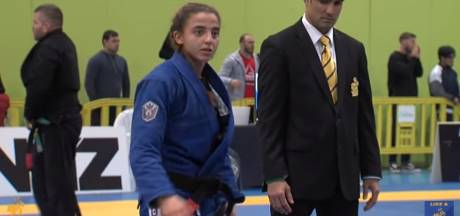 La Belge Amjahid Amal championne du monde de ju-jitsu à Abou Dhabi