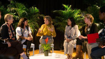 """Koningin Mathilde opent colloquium Instituut voor Tropische Geneeskunde: """"Goede gezondheid is een doel op zich"""""""