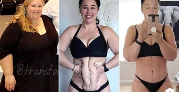Noelle heeft een opmerkelijke transformatie ondergaan.