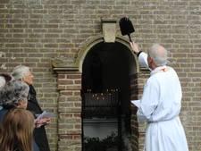 Warme betrokkenheid bij inzegening Mariabeeld in Maren-Kessel