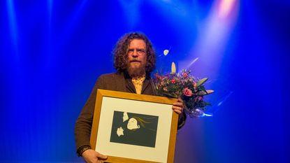 Schrijver Jeroen Olyslaeghers wint Inktvinger 2018