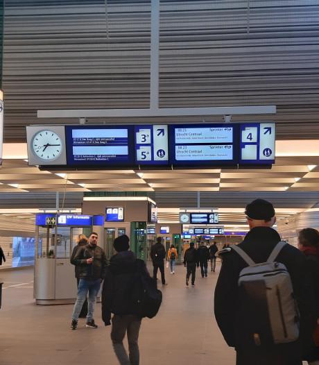 Gelaten reacties op treinstaking in Zwolle: 'Iedereen mag staken'