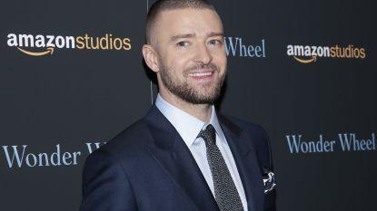 Justin Timberlake deelt vertederende video met zijn zoontje