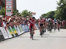 Jos Koop strijdt met Australiërs de Ronde van Honselersdijk