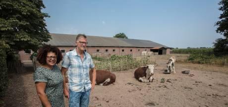 Tocht langs moderne landbouw in de Peel
