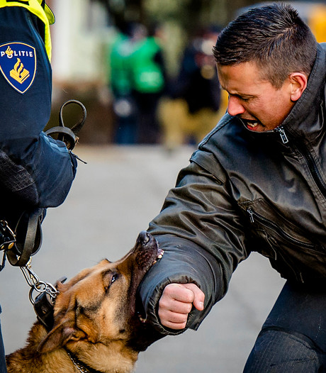 Politiehond komt bij spoed steeds vaker te laat
