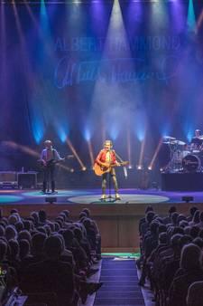Oude wereldsterren en grijs publiek genieten in Twente