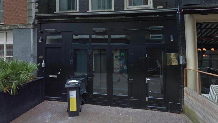 Suzy Wong in de Korte Leidsedwarsstraat. Beeld Google Streetview