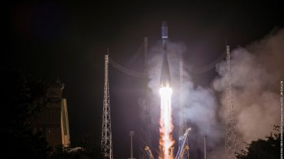 Lancering Europese weersatelliet geslaagd