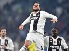 Juventus rekent ondanks gemiste pingel Ronaldo af met hekkensluiter