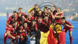 FOTO. De WK-triomf van de Red Lions in beeld