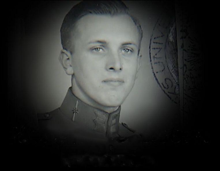 Hans Hellendoorn rond 1940 Beeld RV