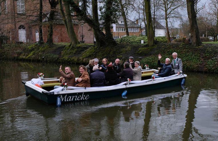 De boottochten van De Moedige Bootvissers blijven de toeristen bekoren.