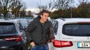 Hannes Wolf arriveert in Luminus Arena en staat voor eerste werkdag bij Racing Genk