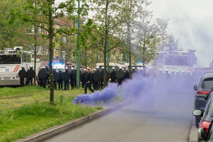 Op het Kiel, april 2018.