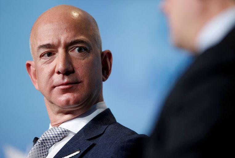 Jeff Bezos. Beeld Reuters