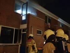 Keukenbrand in Hengelo: bewoner kan tijdelijk de woning niet in
