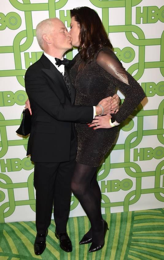 Il a épousé Ruvé Robertson en 2003