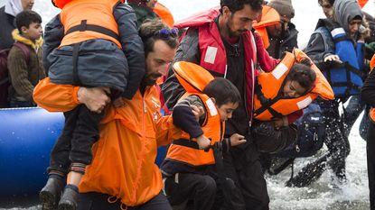 """Turkse minister: """"Turkije zal vluchtelingen op Griekse eilanden niet terugnemen"""""""