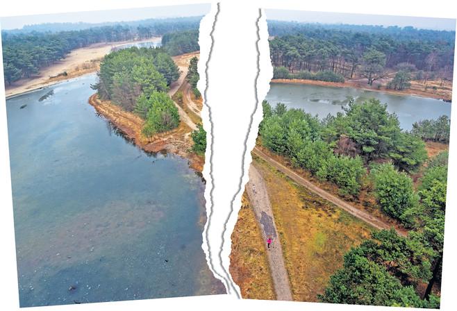De vraag hoe het natuurgebied de Maashorst in de toekomst geleid moet gaan worden, scheurt de gelederen uit elkaar.
