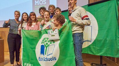 OLV Presentatie krijgt Groene Vlag van Eco-School