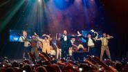 Samson & Gert nemen 'Het allerlaatste liedje' op in Stadsschouwburg