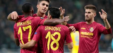 Villarreal zeker van volgende ronde na zege op Astana