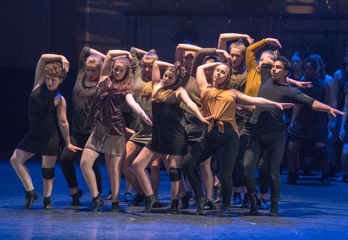 Dance Center Dazzle uit Middelburg.