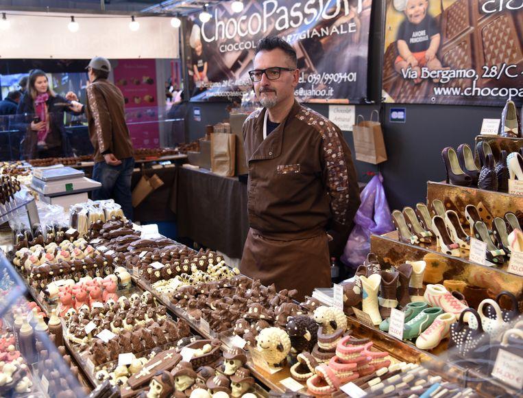 Chocoladesalon Brussel