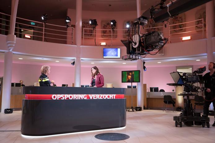 Het televisieprogramma Opsporing Verzocht.